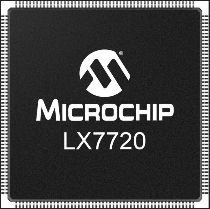 Microchip LX7720