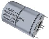 Radial Crown form factor of KEMET's ultra-high CV capacitor