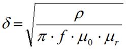 ρ is the resistivity of the conductor or resistor material