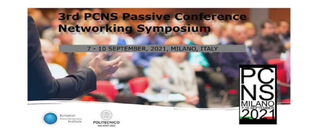 3rd PCNS Call for Papers Announced !