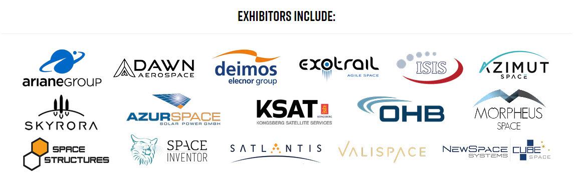 Exhibitors Space Tech