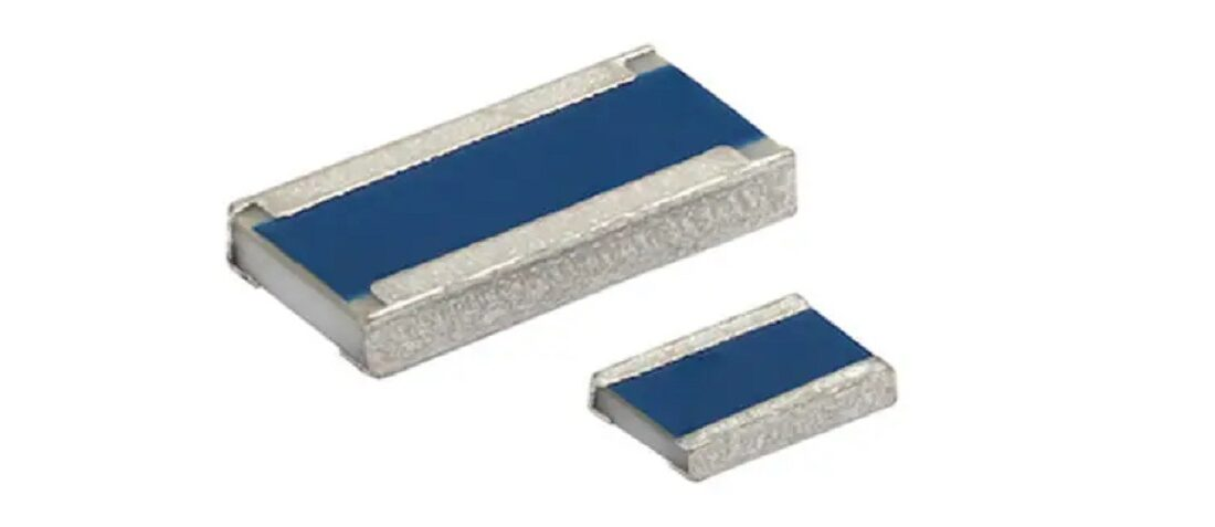 Reverse Geometry 0612 Thin Film Chip Resistors With Higher Power Dissipation and Low Resistance Values