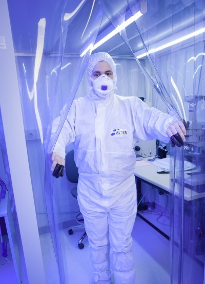 Alter Technology Clean Rooms