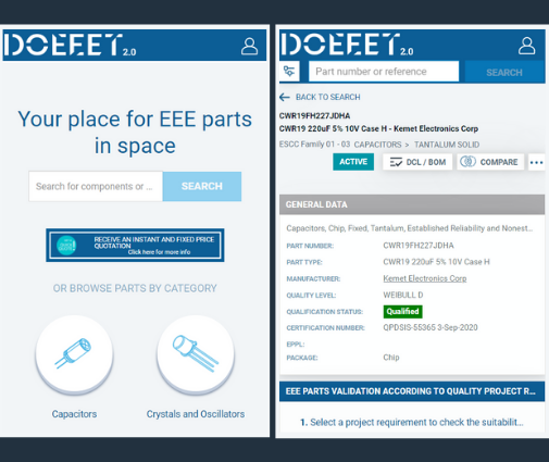doEEEt-EEE componentes